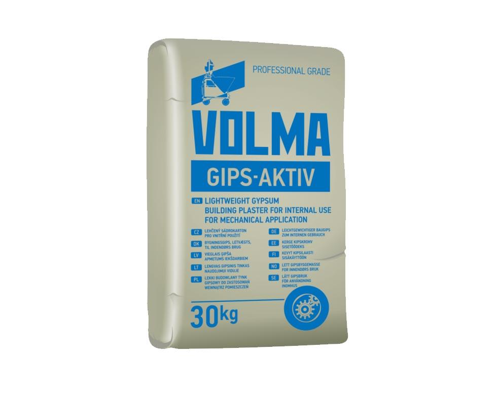 GIPS AKTIV Gips Maschinenputz