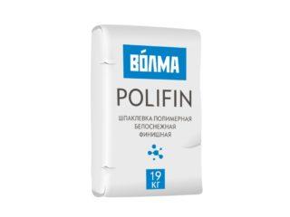 POLIFIN Polymer Gipsspachtelmasse
